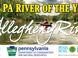 Penn Soil RC&D Releases Allegheny River of the Year Final Report