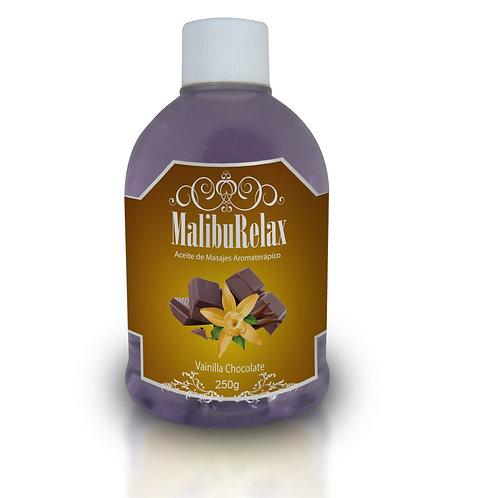 Aceite para Masajes Aromaterápico MalibuRelax Aroma Vainilla Chocolate 100 g