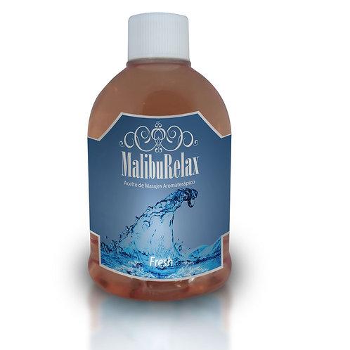 Aceite para Masajes Aromaterápico MalibuRelax Aroma Fresh 250 g