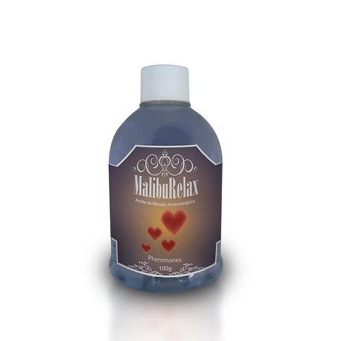 Aceite para Masajes Aromaterápico MalibuRelax Aroma Feromonas Pheromones 100 g
