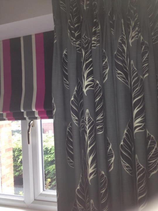 Curtains & blind