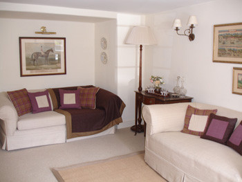 Tailor made loose covers & scatter cushions
