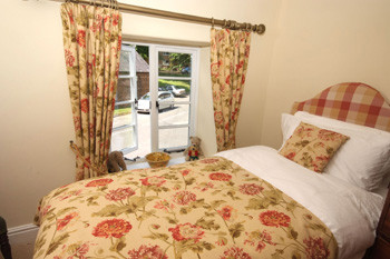 Curtains and bedding