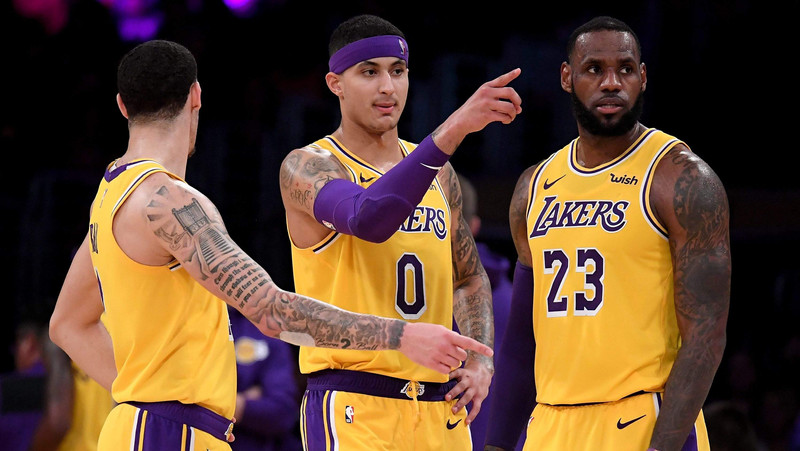 Grading the Lakers Supporting Cast
