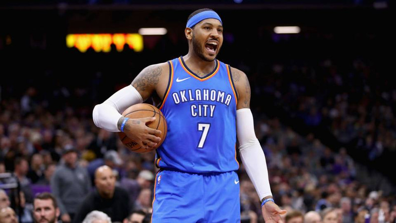 The Rockets Land Melo