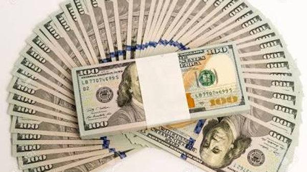 Recipient Gets : USD $1000