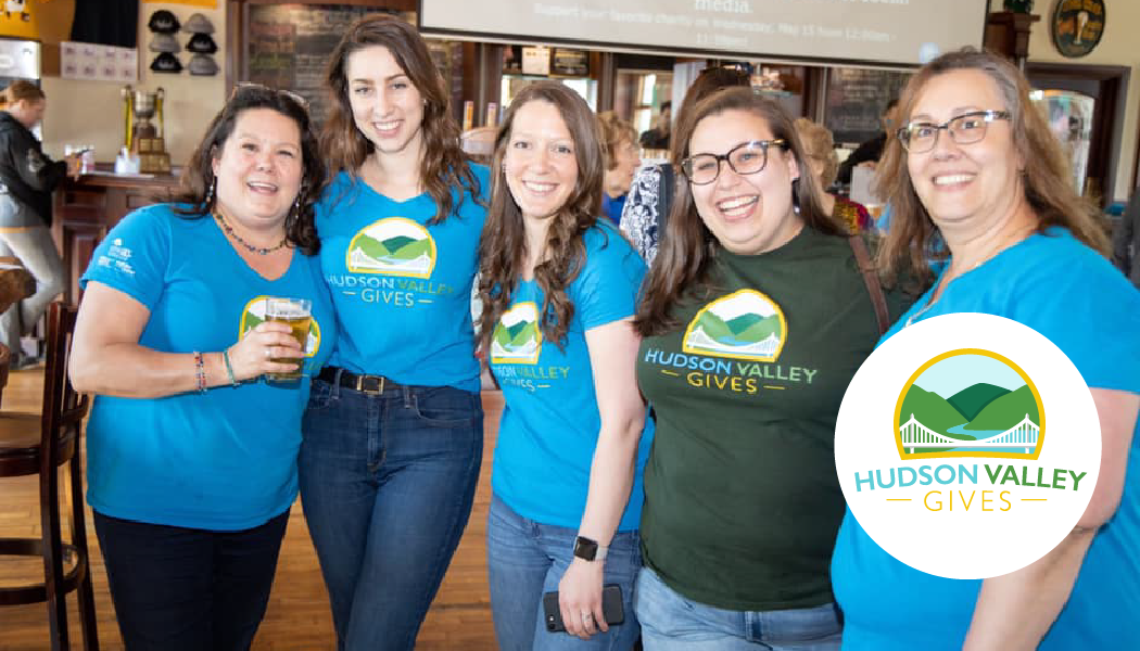 Hudson Valley Gives Celebration of Success held at the Newburgh Brewing Company