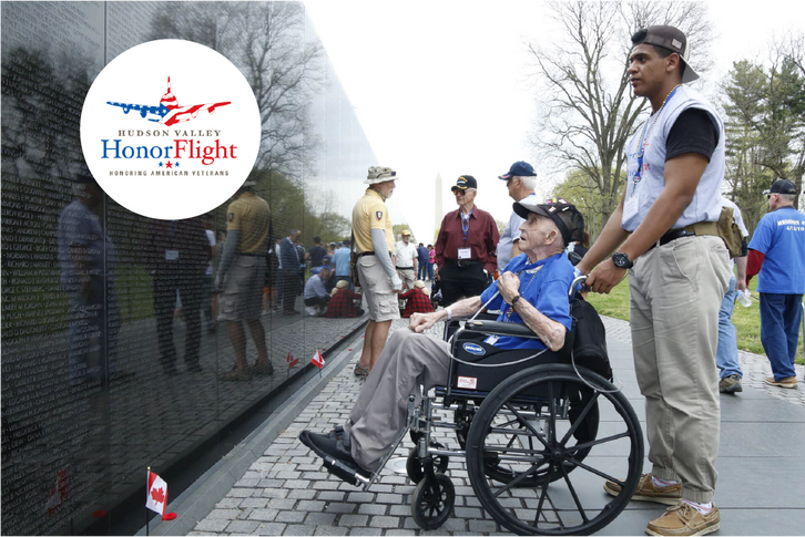 Mission #22 Hudson Valley Honor Flight to DC