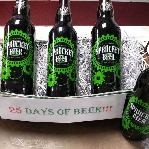 Sprocket Bier