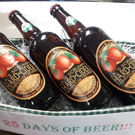 Farmhouse Hard Cider