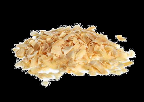 """שבבי קוקוס קלוי ממותק - 1/2 ק""""ג"""