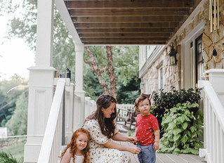 the stevenson family   home