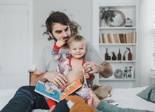 the martin family | home