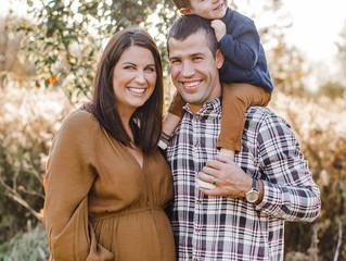 the martin family | maternity