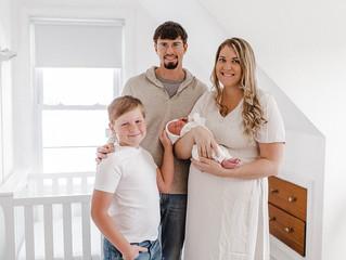 mason kenneth | newborn