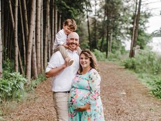 the robbins family   maternity