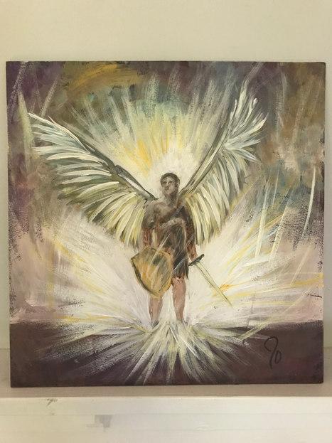 Armored Angel