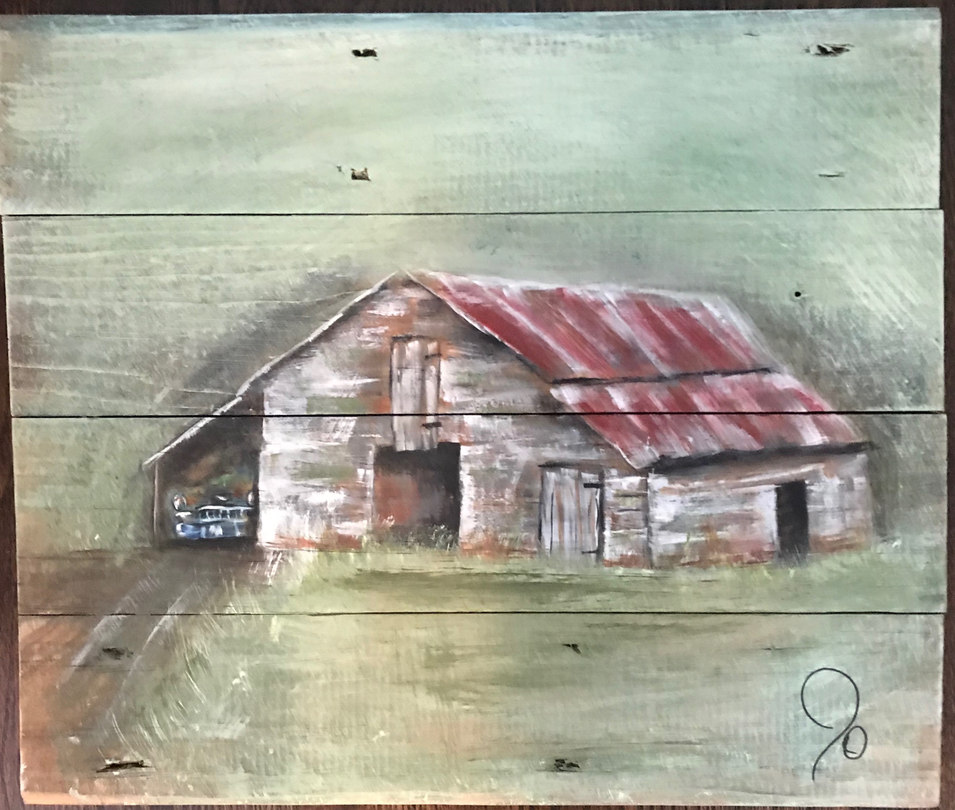 Country Barn - $135