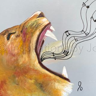 Singing Over Me (Lion's Roar)