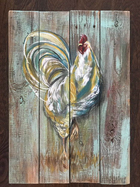 Rooster Call - $125