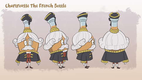 Chartrousse The French Bottle