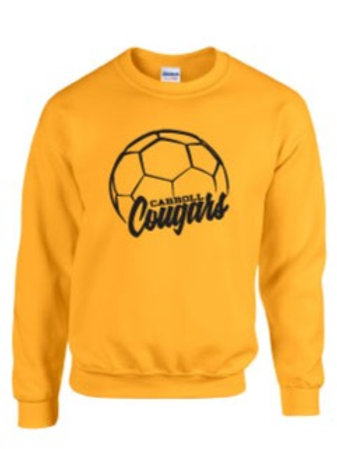 CMMS Soccer Crewneck Sweatshirt
