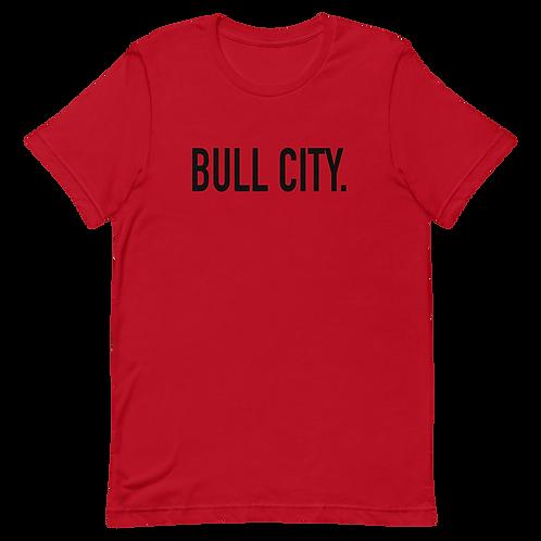 Bull City. Adult Tee