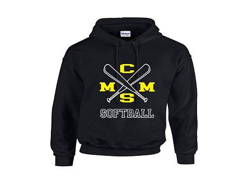 CMMS Softball Hoodie