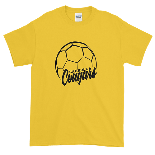 CMMS Soccer T-Shirt (Yellow)