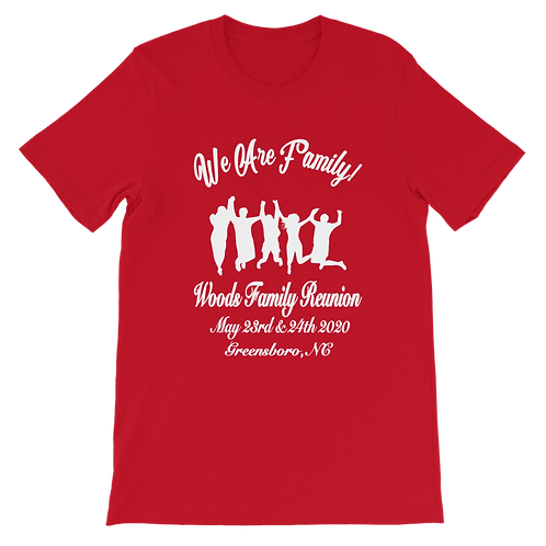WFR20 Youth T-Shirts