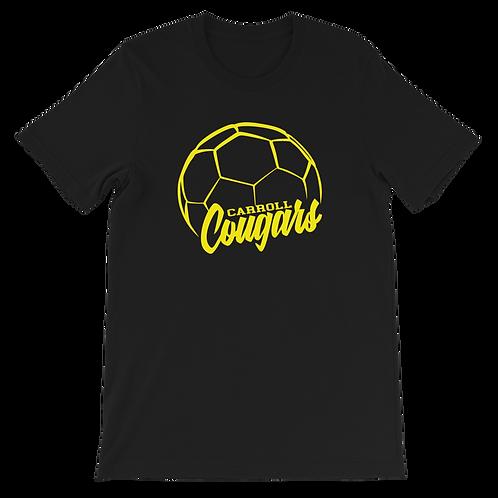 CMMS Soccer T-Shirt (Black)
