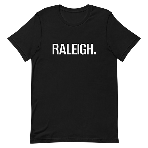Raleigh. Adult Tee