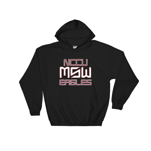 Adult MSW Hoodie