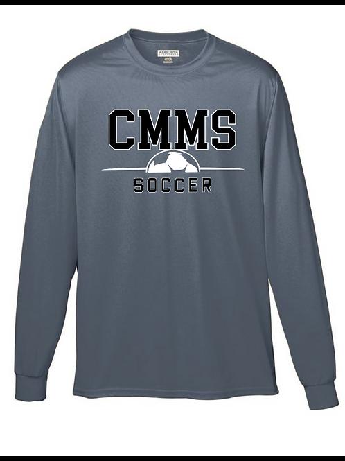 CMMS Soccer LS Dri Fit