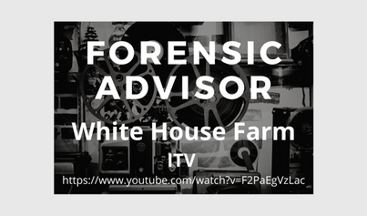 Forensic Advisor - White House Farm