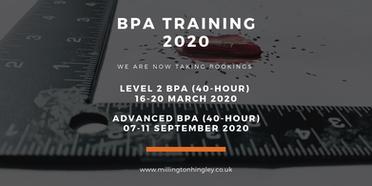 BPA Training 2020