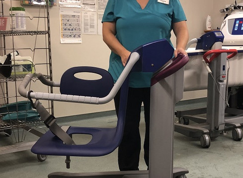 Westhaven gets new bath chair