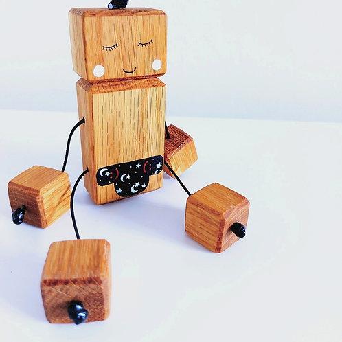 Lunarue - Wooden Doll