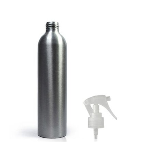 Reusable Aluminium Spray Bottle