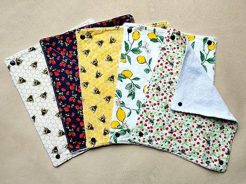 Fox & Bobbin - Kitchen Roll / Unpaper Towels Set of 5 or 10