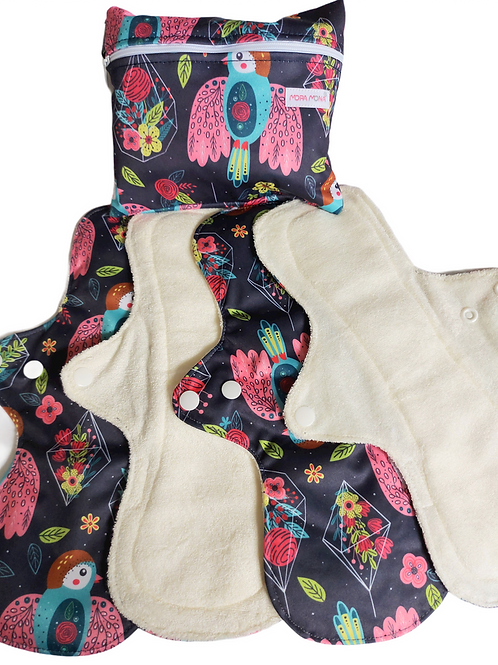Cloth Sanitary Pad Set