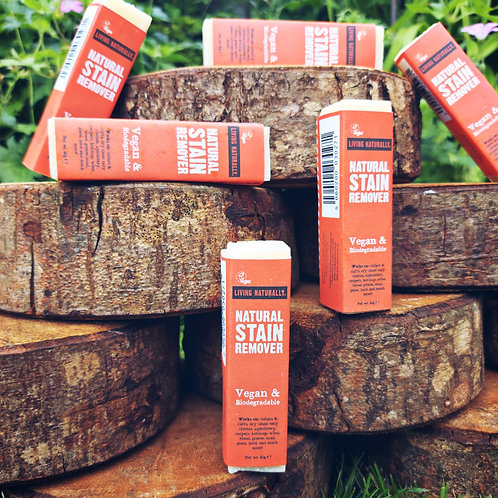 Living Naturally - Natural Stain Remover Stick