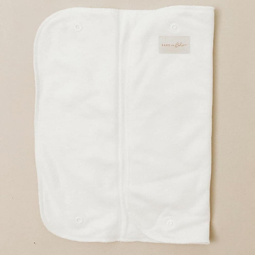 bare and boho bamboo 2 layer trifold absorbent insert night time booster