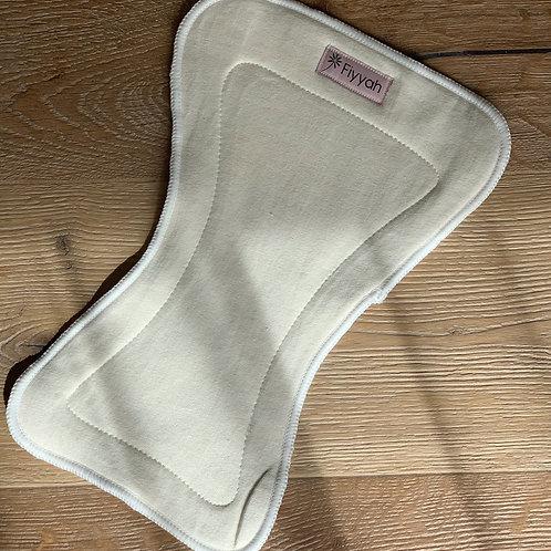 fiyyah ultra absorbent supersized hemp booster nappy insert