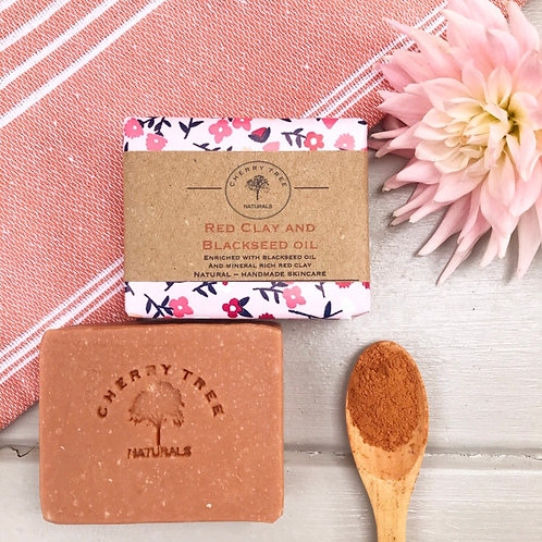 Nourishing Handmade Soap Bar - Cherry Tree Naturals