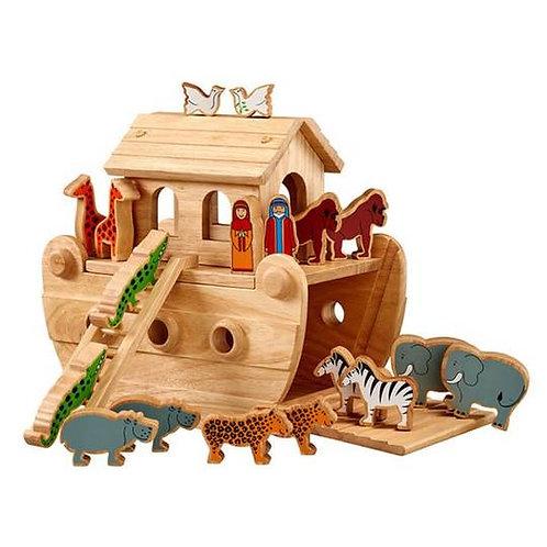 Lanka Kade Playset - Junior Natural Noah's Ark Wooden