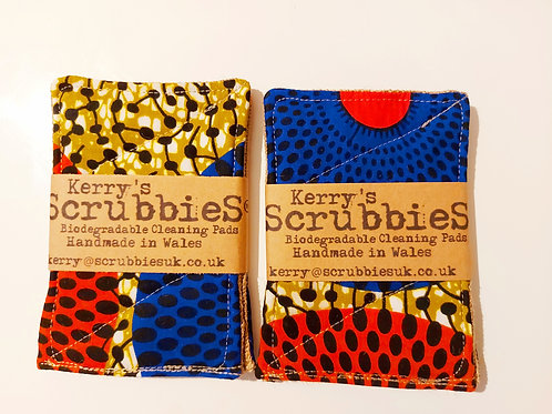 Scrubbies eco cleaning sponges