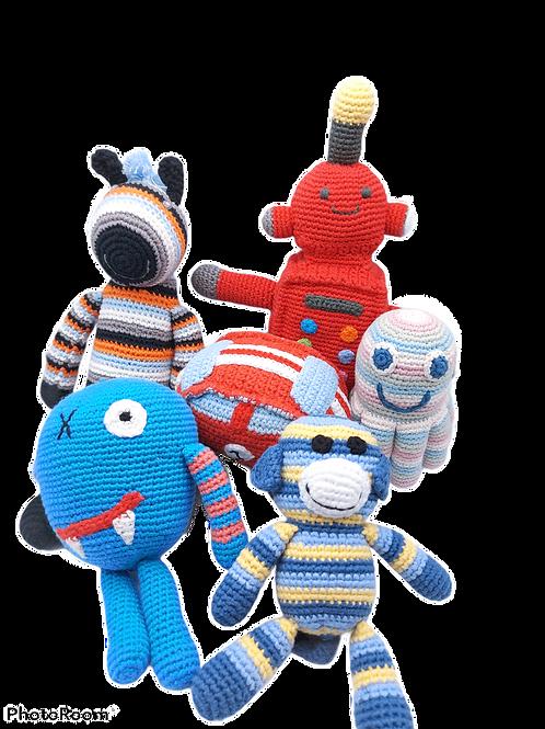 Best Years Crochet Figures
