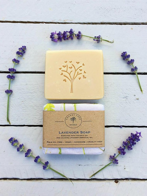 Bastille Handmade Soap Bar - Cherry Tree Naturals