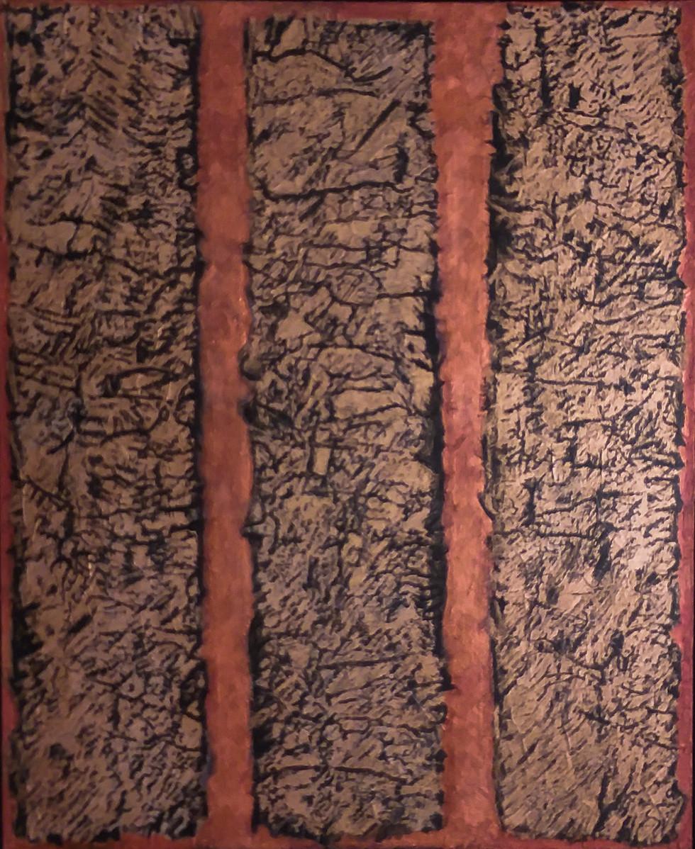 """Tree Stories-Copper"""